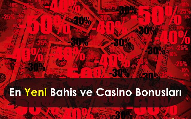 Yeni Bonuslar