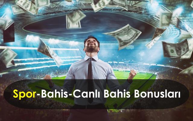 Spor Bahisi Bonusları